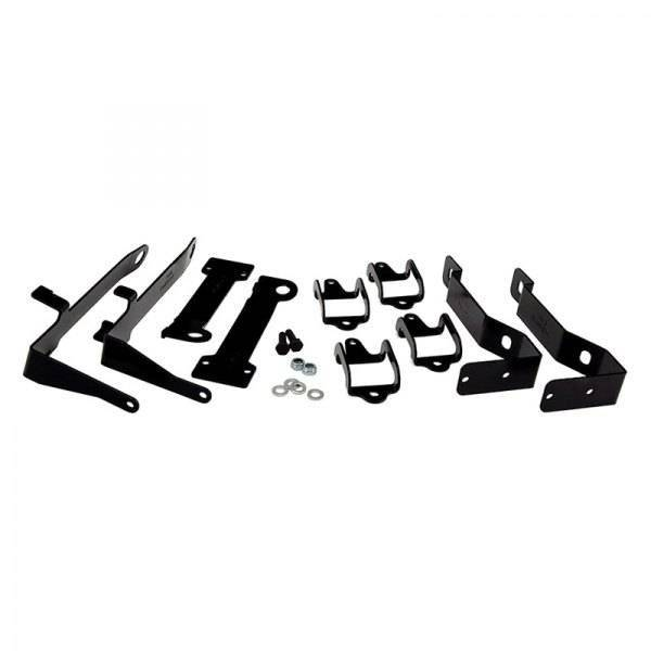 AIR LIFT PERFORMANCE HEIGHT SENSOR BRACKETS FOR 2014-2018 BMW M3 (F80) (INCLUDES FRONT & REAR BRACKETS)