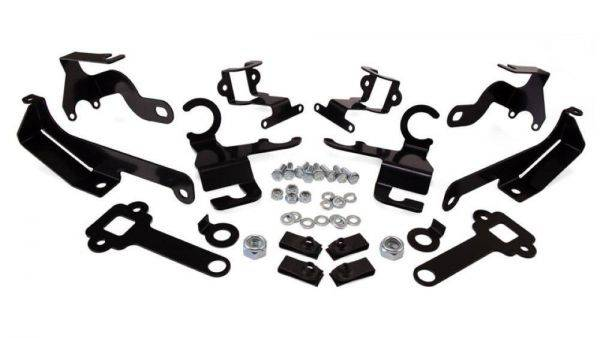 AIR LIFT PERFORMANCE FOR 2016-2019 CHEVY CAMARO HEIGHT SENSOR BRACKETS (INCLUDES FRONT & REAR BRACKETS)