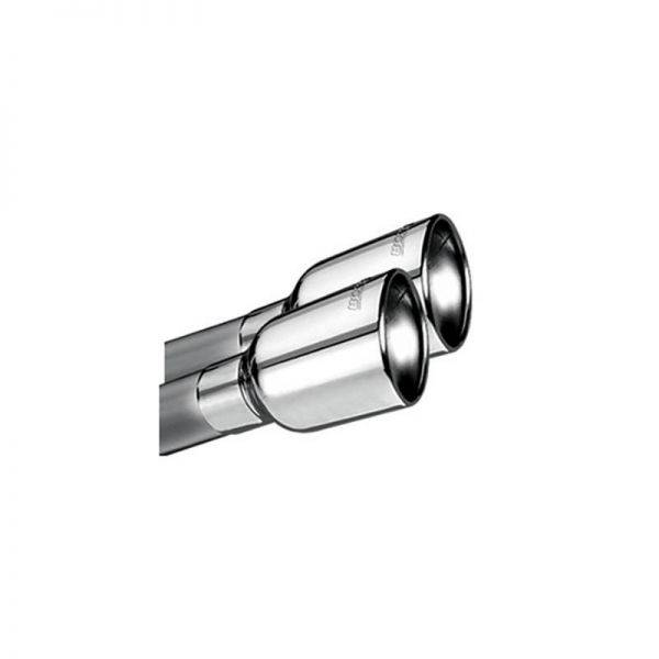 BORLA AXLE-BACK EXHAUST TOURING FOR 2009-2013 CHEVROLET CORVETTE (C6) 6.2L V8 AUTOMATIC/ MANUAL TRANSMISSION REAR WHEEL DRIVE 2 DOOR COUPE/ CONVERTIBLE.