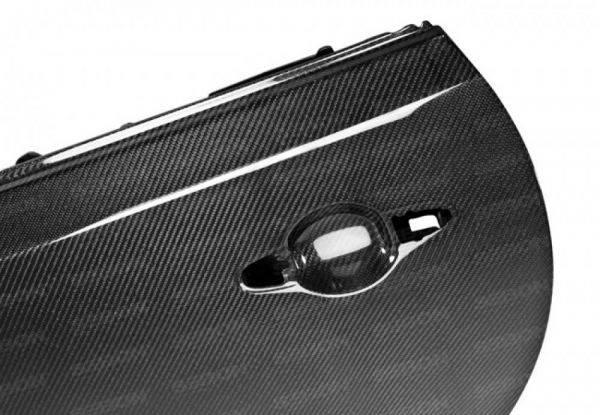 SEIBON OEM-STYLE CARBON FIBER DOORS FOR 2013-2020 SCION FR-S / TOYOTA 86 / SUBARU BRZ