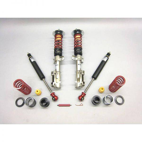 EIBACH MULTI-PRO-R1 COILOVER KIT (SINGLE ADJUSTABLE DAMPING & RIDE-HEIGHT) FOR 2005-2009 FORD MUSTANG