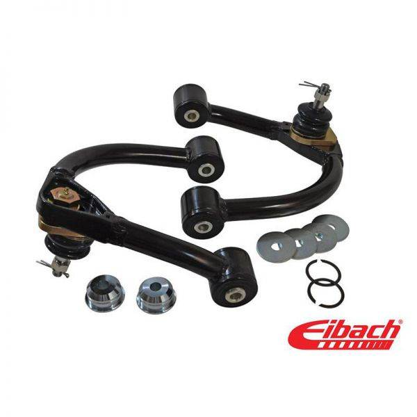 EIBACH PRO-ALIGNMENT TOYOTA ADJUSTABLE FRONT UPPER CONTROL ARM KIT FOR 2000-2006 TOYOTA TUNDRA
