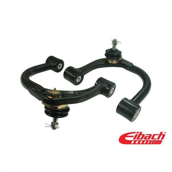EIBACH PRO-ALIGNMENT TOYOTA ADJUSTABLE FRONT UPPER CONTROL ARM KIT FOR 2007-2015 TOYOTA TUNDRA