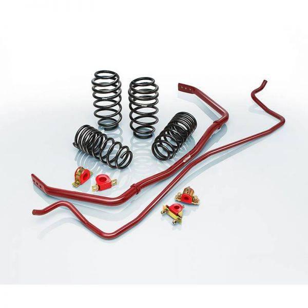 EIBACH PRO-PLUS KIT (PRO-KIT SPRINGS & SWAY BARS) FOR 2007-2013 PORSCHE 911 TURBO COUPE 997