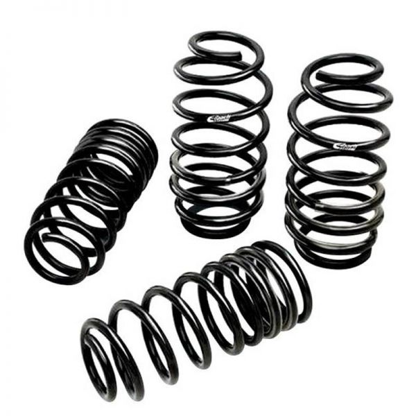 EIBACH PRO-KIT PERFORMANCE SPRINGS (SET OF 4 SPRINGS) FOR 2001-2005 VOLKSWAGEN JETTA WAGON MKIV 4 CYL