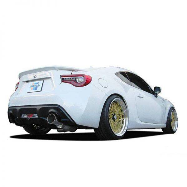 GREDDY REVOLUTION RS EXHAUST FOR 2017-2020 TOYOTA 86