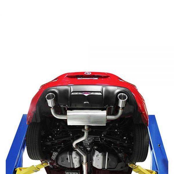 GREDDY SUPREME SP CAT-BACK EXHAUST FOR 2013-2020 SCION FR-S / TOYOTA 86 / SUBARU BRZ