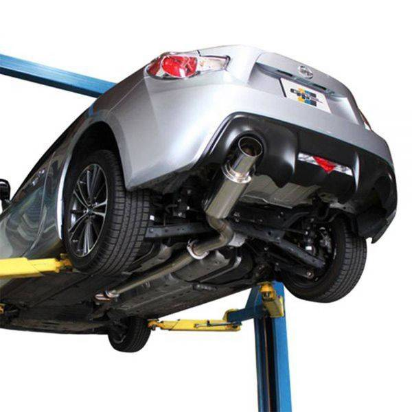 GREDDY RS-RACE CAT-BACK EXHAUST FOR 2013-2016 SCION FR-S / SUBARU BRZ