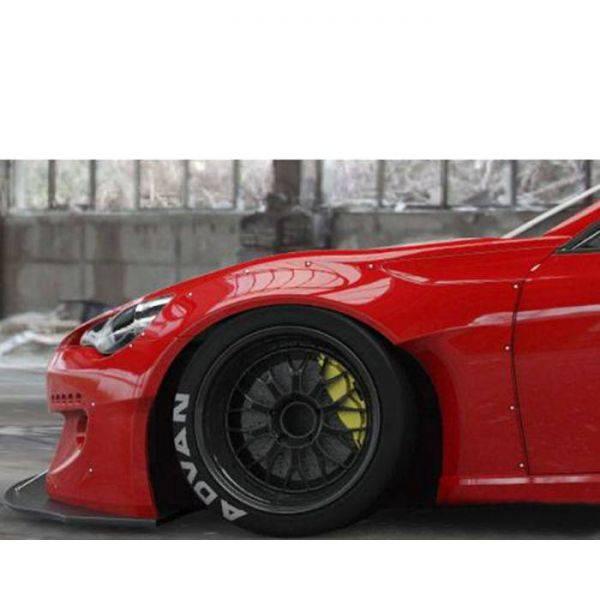 GREDDY ROCKET BUNNY VERSION 2 FRONT FENDERS FOR 2013-2020 SCION/SUBARU/TOYOTA FR-S/BRZ/GT86