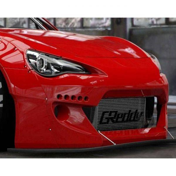 GREDDY ROCKET BUNNY V2/V3  FRONT BUMPER MESH FOR 2013-2020 SCION/SUBARU/TOYOTA FR-S/BRZ/GT86