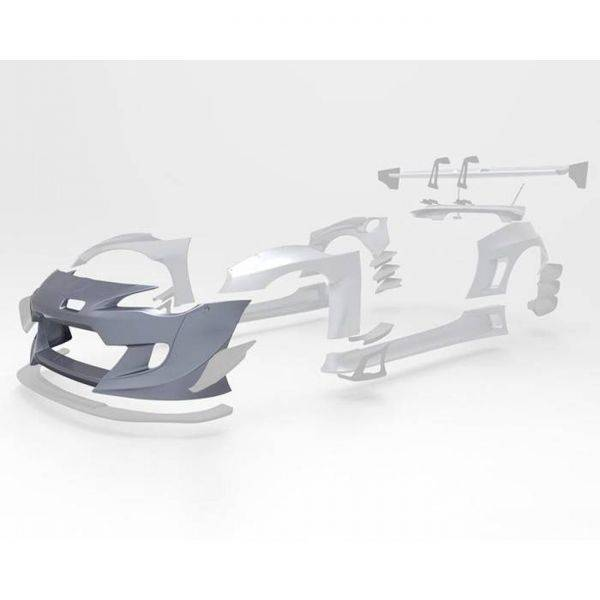 GREDDY PANDEM VERSION 3 FRONT BUMPER FOR 2013-2020 SCION/SUBARU/TOYOTA FR-S/BRZ/GT86