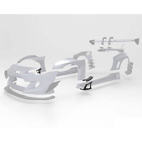 GREDDY PANDEM VERSION 3 SIDE CANARDS FOR 2013-2020 SCION/SUBARU/TOYOTA FR-S/BRZ/GT86