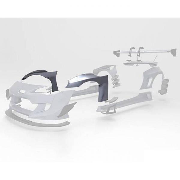 GREDDY PANDEM VERSION 3 FRONT FENDERS FOR 2013-2020 SCION/SUBARU/TOYOTA FR-S/BRZ/GT86