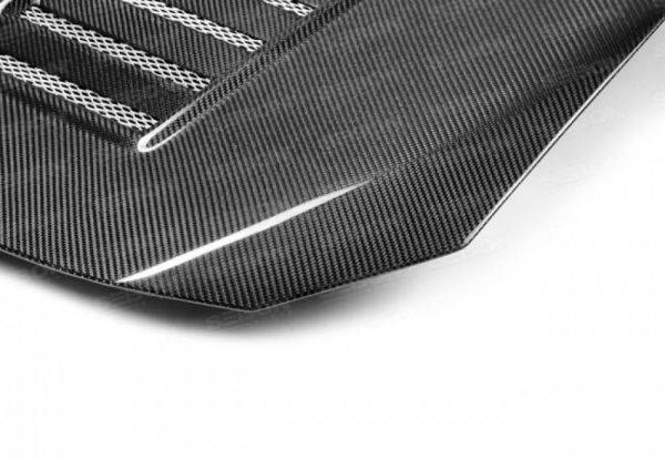 SEIBON VT-STYLE CARBON FIBER HOOD FOR 2013-2020 SCION FR-S / TOYOTA 86 / SUBARU BRZ